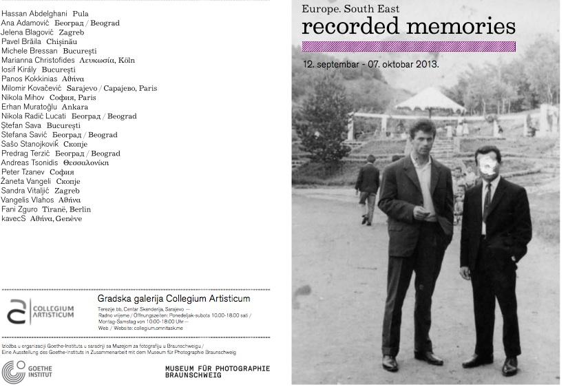 recorded memories
