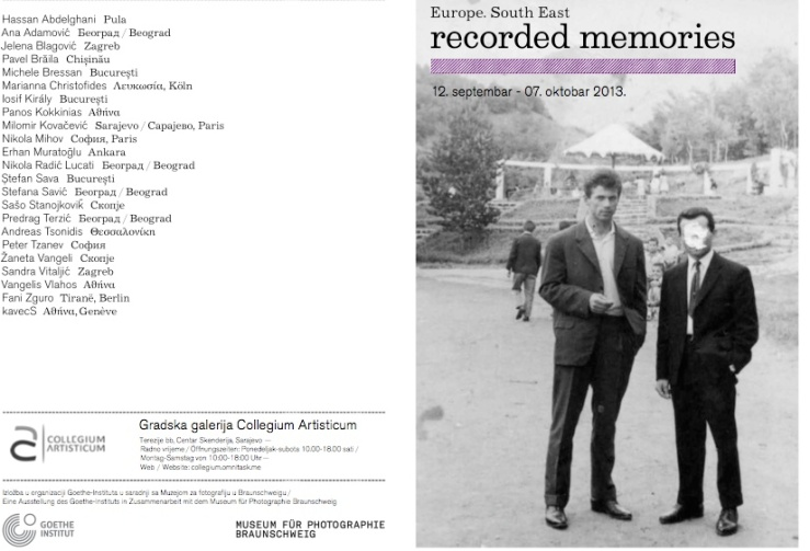 recorded memories