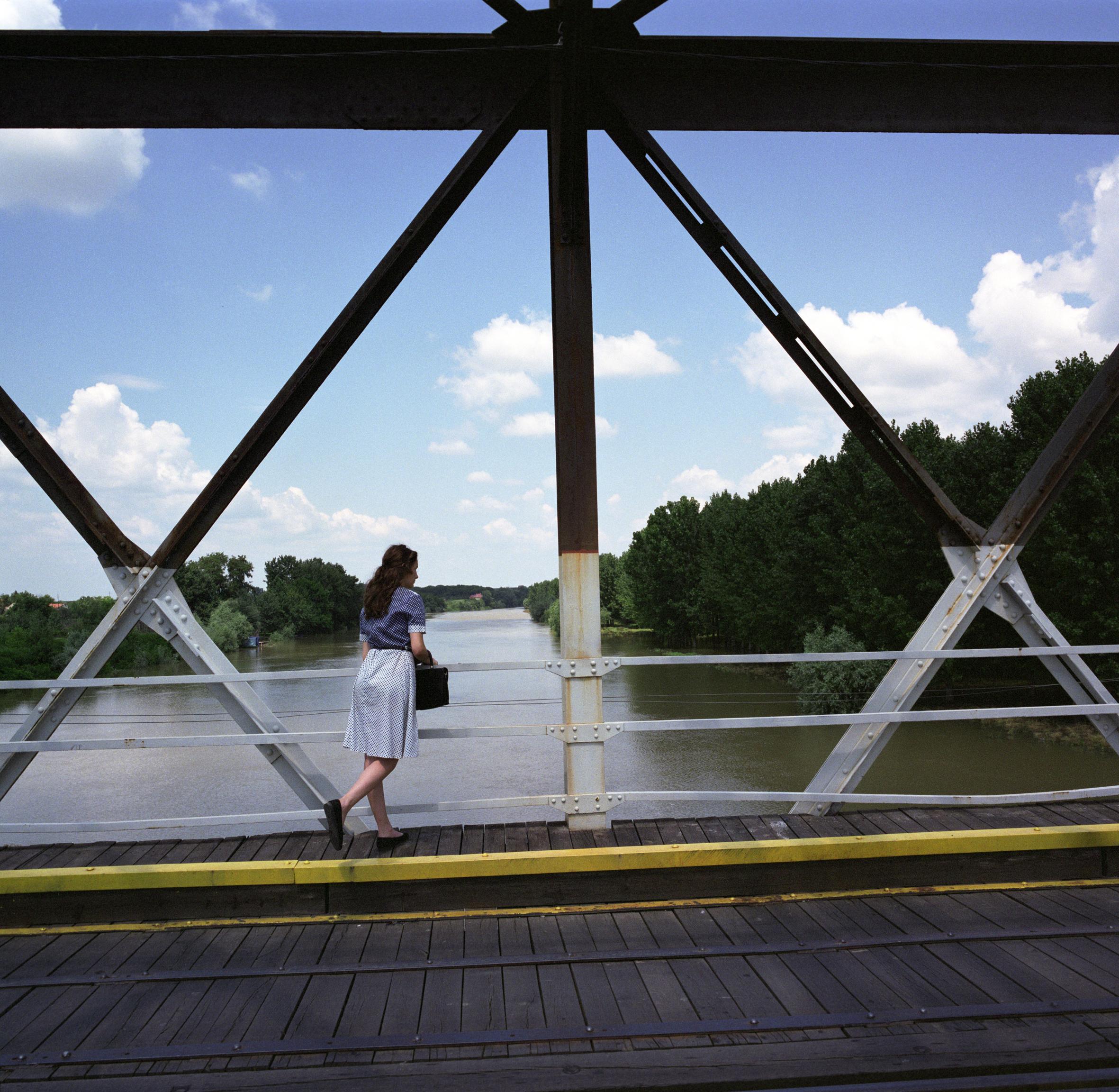 The Girl on th Bridge